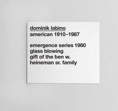 New York Museum of Glass by Leo Porto, via Behance