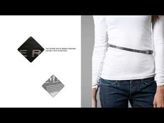 """Wear the waist-cinching belt that inspires love and friendship! """"Love is the only force that can change an enemy into a friend."""""""