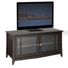 Elegance 49inch TV Stand 200417 from Nexera Espresso -- To view further for this item, visit the image link.