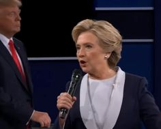 Here Are The Winners And Losers From The Second Presidential Debate