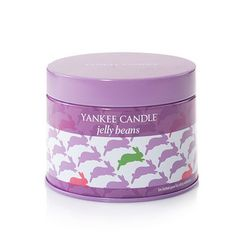 Jelly Beans Candle Tin