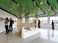 BSA (Boston Society of Architects) Space,© Andy Ryan