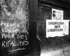 mai 68 graffitis - Buscar con Google