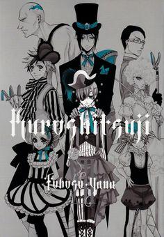 Kuroshitsuji - Black Butler #Anime #Manga Vol.7