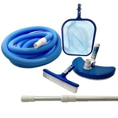 Blue Wave Economy Maintenance Kit for Above Ground Pools   Overstock.com Shopping - The Best Deals on Pool Cleaning Tools