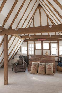 Une grange réhabilitée dans le Kent - PLANETE DECO a homes world