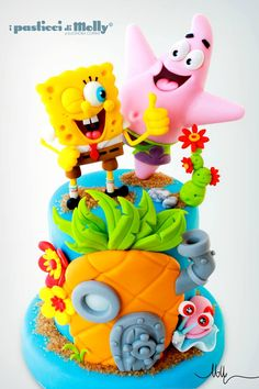 Spongebob Squarepants: i pasticci di Molly, facebook