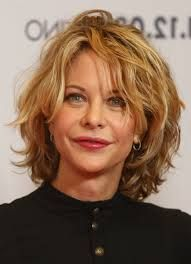 Image result for hairstyles for women over 50 with thin hair and round face