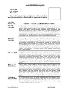 1.Dönem Gelişim Raporu Örneği-4