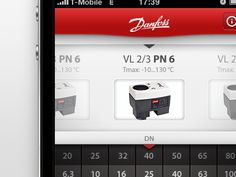 Danfoss-app-selector