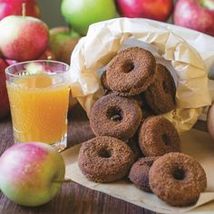 Civilized Caveman Cooking's Weekly Meal Plan (03/20/2015): Apple Cider Donuts from Sweet Paleo | Civilized Caveman Cooking