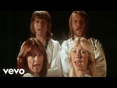 ABBA was a Swedish pop group that were successful all over the world. They sang and performed light love songs with memorable hooks and established a fun pop style. Money Lyrics, Money Songs, Abba Songs Lyrics, Music Songs, Sing Song, Music Lyrics, Banda Abba, Abba Money Money Money, Abba Videos