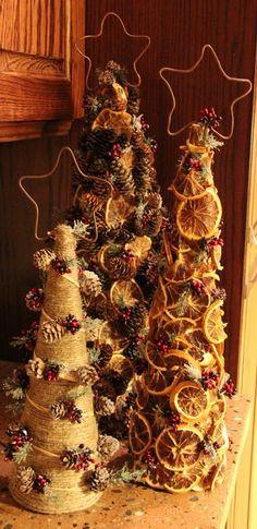Déco de Noël / Christmas Trees