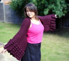 Bobblicious Knitting Pattern