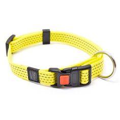 Reflex Halsbånd Yellow 40-55cm Bracelets, Jewelry, Jewlery, Bijoux, Jewerly, Bracelet, Bangles, Jewelery, Bangle