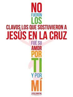 Tu amor borro nuestros pecados