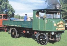 1928 Super Sentinel Steam Waggon (7591)