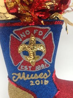 New Orleans Fire Department   http://www.glitterbuzznola.com/2015/07/09/new-orleans-fire-department/