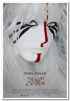 Here are some great original MOVIE POSTERS from the 80's!! All available for sale.  CLAN OF THE CAVE BEAR - 1986 - original ROLLED 27x41 movie poster - DARYL HANNAH