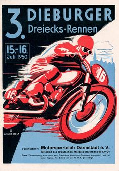Finding Vintage Cars That Are For Sale - Popular Vintage Motorcycle Posters, Motorcycle Art, Bike Art, Motorcycle Types, Vintage Cycles, Vintage Racing, Racing Motorcycles, Vintage Motorcycles, Garage Art