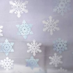 Snowflake String Decorations 247790-am