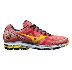 Womens Mizuno Wave Rider 17 Running Shoe size 7.5 I REALLY need some new running shoes, my current pair are literally 9 years old and I'm trying to run a 10k this year.