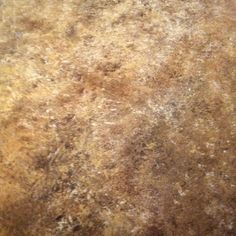 Faux granite counter tops using craft paint and clear coat. | For Home