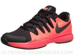 Nike Zoom Vapor 9.5 Tour Lava/Black Men's Shoe | Tennis Warehouse Athletic Outfits, Athletic Clothes, Tennis Warehouse, Court Shoes, Nike Zoom, Cleats, Sneakers Nike, Lava, Boys