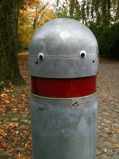 Eyebombing, Humanizing the World, One Googly Eye at a Time