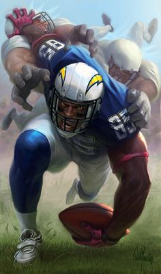Go Chargers �� | Pinteres��