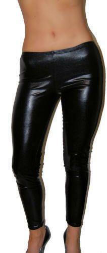 Ladies//Women Lace Insert Laser Cut Hot Skinny Leggings High Waisted Jeggings