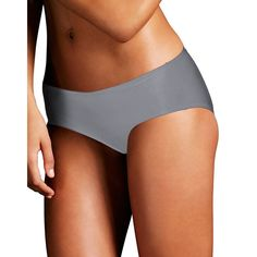 Maidenform Comfort Devotion Women's Hipster Morning Fog with Shifting Snake Panties