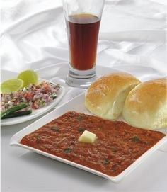 The delicious and yummy food for every mood! Pau Bhaji from Gits Ready Meals! Just Heat & Eat!