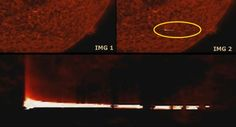 Helioviewer captures massive UFO passing the Sun |UFO Sightings Hotspot