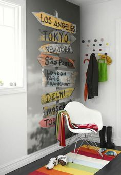 ▷ ideas for a creative and functional teen room Basement Bedrooms, Kids Bedroom, Teenage Room, House Wall, Shabby Chic Bedrooms, Trendy Home, Kid Beds, Boy Room, Game Room