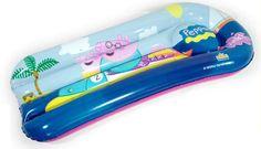 Peppa Pig Materassino Gonfiabile per il Mare e la Piscina: Amazon.it: Giochi e giocattoli