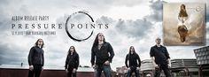 Pressure Points released 'False Lights' -album and release concert