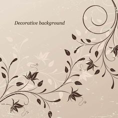 free vector Classical pattern background 02 vector graphic available for free download at 4vector.com. Check out our collection of more than 180k free vector graphics for your designs. #design #freebies #vector #floral