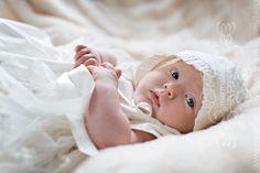 Christening Baby Photo
