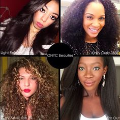 #ONYCHair showing off these beauties for #TBT rocking your favorite #hair Collections!   Shop US Now>>> ONYCHair.com Shop UK Now>>> ONYCHair.uk