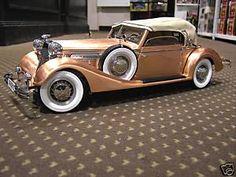 HORCH 853 1937 cabriolet
