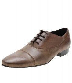 Austin Tan. Sweet shoe