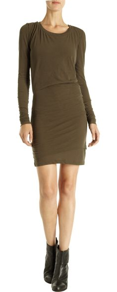 Étoile Isabel Marant Hip Dress. Not with those shoes!