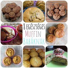 """A muffin azért tökéletes választás főleg gyermekek számára, mert – önállóan tudják majszolni sós és édes formában is el lehet készíteni sok-sok zöldséget és gyümölcsöt lehet belerejteni szinte minden kisgyermek szereti nagyon gyorsan elkészül fagyasztható, így később gyorsan elő lehet kapni remek választás reggelire, tízóraira vagy uzsonnára el lehet készíteni """"mindenmentesen"""" is, ha arra van szükség nagyobb babák segíthetnek az elkészítésében, ez nekik nagy öröm …és még estig sorolhatnám…"""