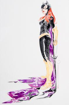 Batgirl by Dustin Nguyen