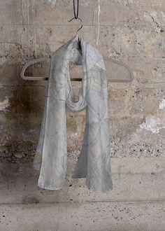 Cashmere Silk Scarf - ur mine by VIDA VIDA YdZYAWG
