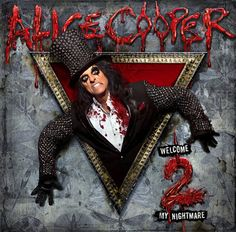 alice cooper - Betty and I saw him in fresno with the teachers - He still has the most spectacular set and show
