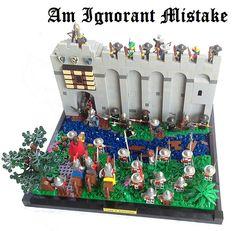 An Ignorant Mistake by Louie le Brickvalier on Flickr