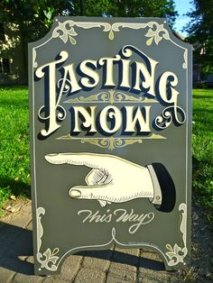 Tasting Now for Streetcar Wine & Beer - bestdressedsigns.com