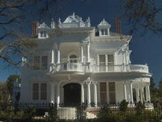 The Wedding Cake House, New Orleans